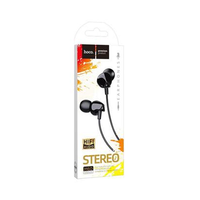 Slusalice HOCO model M60 sa mikrofonom black