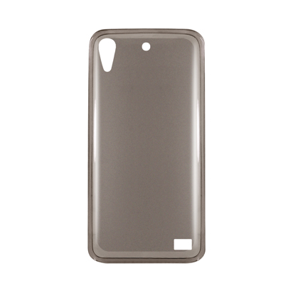 Futrola Silikon Mobilland Case Huawei G620s Siva