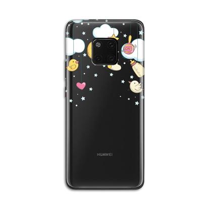 Futrola silikonska print za Huawei Mate 20 Pro Model 15
