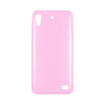 Futrola Silikon Mobilland Thin Huawei G620s Pink