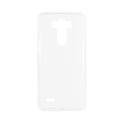 Futrola silikon Mobilland Thin LG G3 D855 Bela