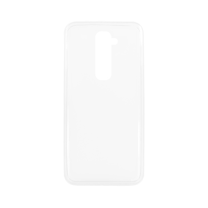 Futrola silikon Mobilland Thin LG G2 D802/D803 Bela