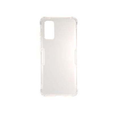 Futrola Nillkin Nature za Samsung G980F Galaxy S20 bela