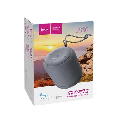 Bluetooth zvucnik HOCO BS30 New moon sivi