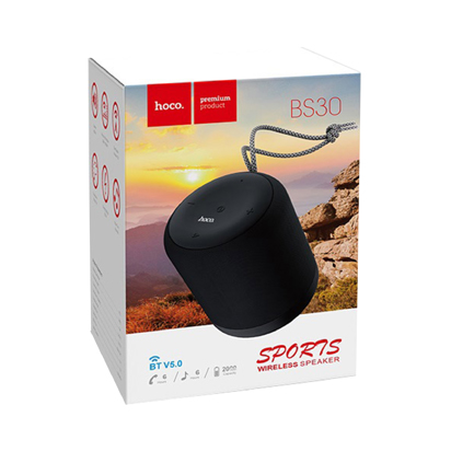 Bluetooth zvucnik HOCO BS30 New moon crni