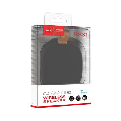 Bluetooth zvucnik HOCO BS31 Bright sound crni