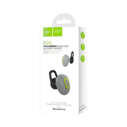 Slusalice HOCO Bluetooth wireless model E28 sive