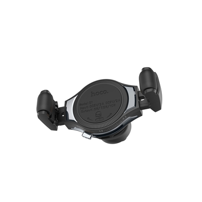 Auto Punjac HOCO S1 Wireless metal gray