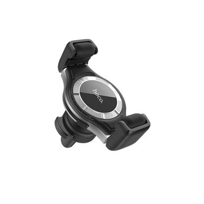Drzac za mobilni za ventilaciju HOCO S1 Lite srebrni