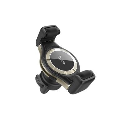 Drzac za mobilni za ventilaciju HOCO S1 Lite zlatni