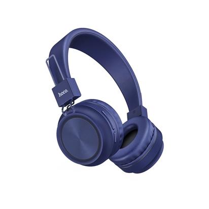 Slusalice HOCO Bluetooth wireless model W25 Promise sound plave