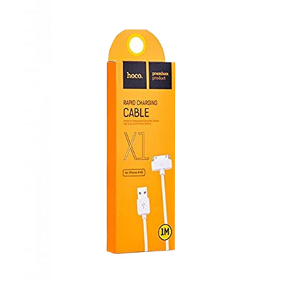Data kabal Hoco X1 Rapid Charging iPhone 30 Pin 1m beli