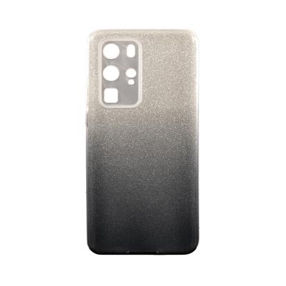 Futrola SHOW YOURSELF za Huawei P40 Pro/Huawei P40 Pro Plus srebrno-crna