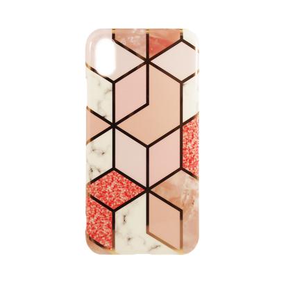 Futrola Geometric Marble za iPhone X/XS model 1
