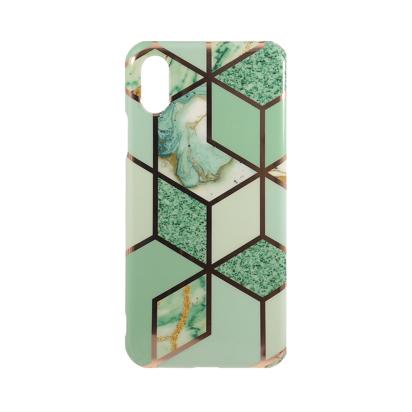 Futrola Geometric Marble za iPhone X/XS model 2