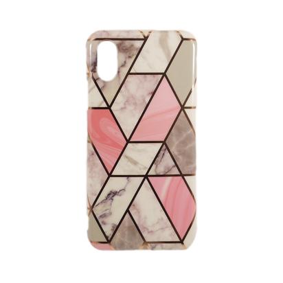 Futrola Geometric Marble za iPhone X/XS model 3