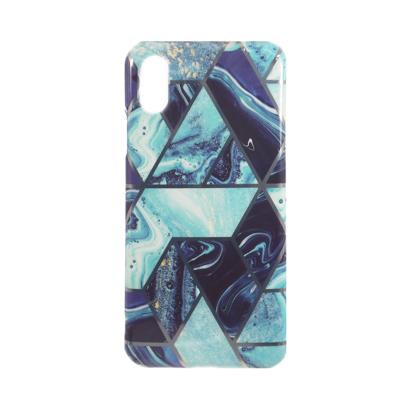 Futrola Geometric Marble za iPhone X/XS model 4