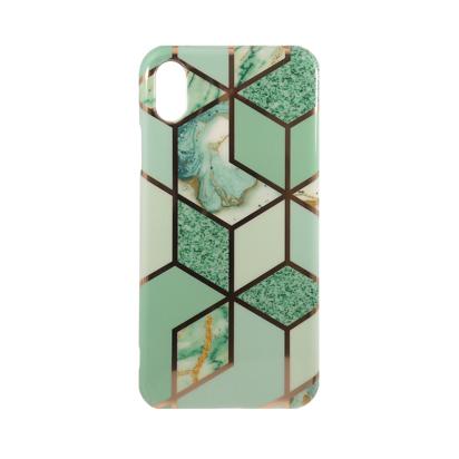 Futrola Geometric Marble za iPhone XR model 2