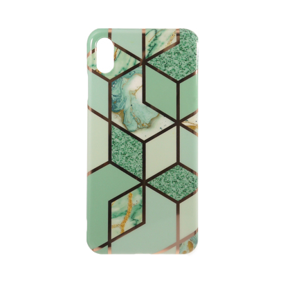 Futrola Geometric Marble za iPhone XS MAX model 2