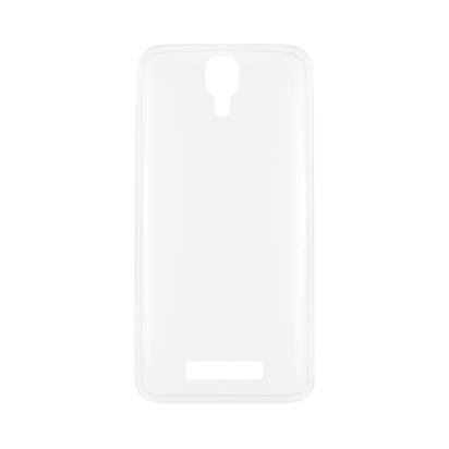 Futrola silikon Mobilland Thin Lenovo A2010 Bela