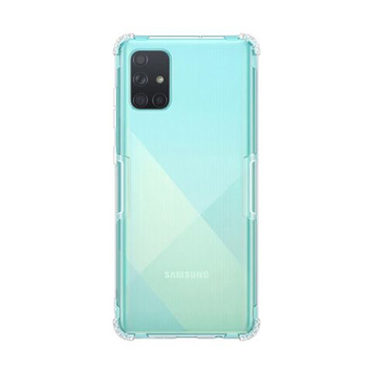 Futrola Nillkin Nature za Samsung A715F Galaxy A71 bela