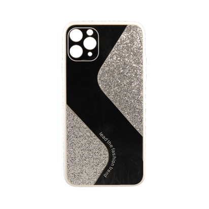 Futrola Mirror Glitter za iPhone 11 Pro / XI 5.8 inch srebrna