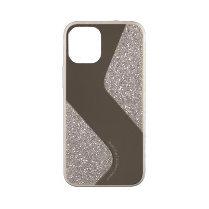 Futrola Mirror Glitter za Iphone 12 Mini 5.4 inch srebrna