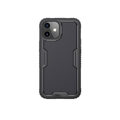 Futrola Nillkin Tactics TPU Protection za Iphone 12 Pro Max 6.7 inch crna