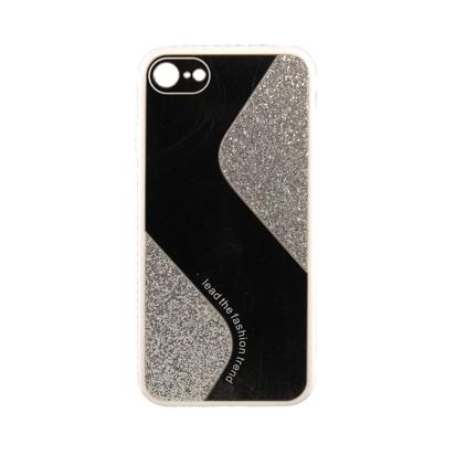 Futrola Mirror Glitter za iPhone 7/8/SE 2020 srebrna