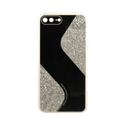Futrola Mirror Glitter za iPhone 7 Plus/8 Plus srebrna