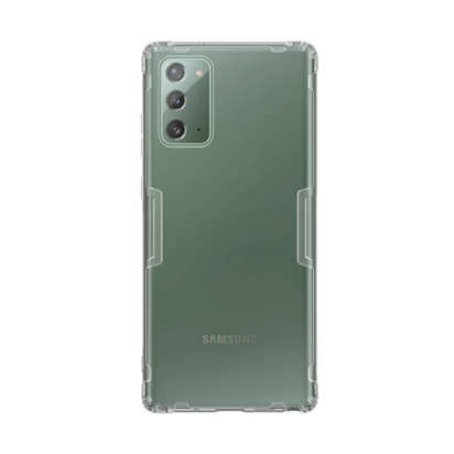 Futrola Nillkin Nature za Samsung N980F Galaxy Note 20 bela