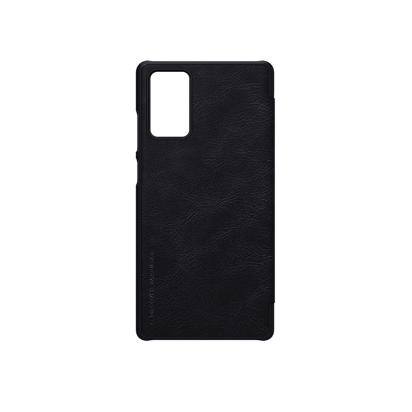 Futrola Nillkin Qin Leather za Samsung N980F Galaxy Note 20 crna