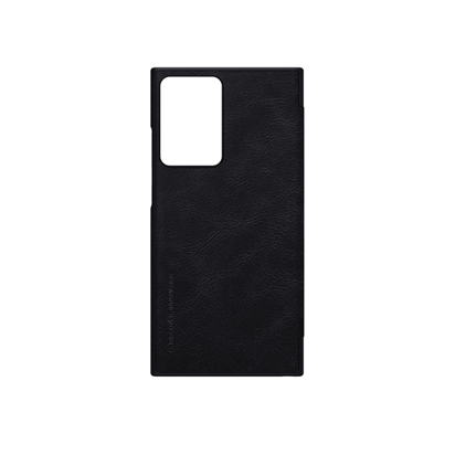 Futrola Nillkin Qin Leather za Samsung N985F Galaxy Note 20 Ultra crna