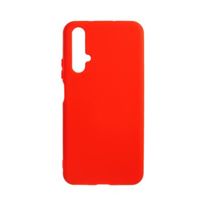 Futrola Candy Color za Huawei Honor 20 / Nova 5T / Honor 20S Red