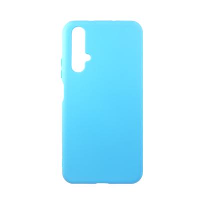 Futrola Candy Color za Huawei Honor 20 / Nova 5T / Honor 20S Blue