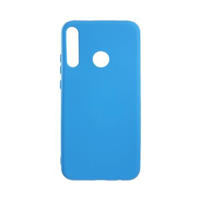 Futrola Candy Color za Huawei P40 Lite E Blue