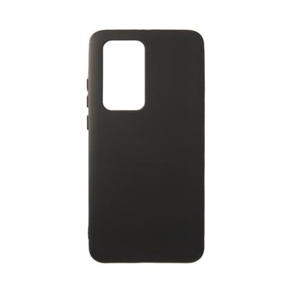 Futrola Candy Color za Huawei P40 Pro/Huawei P40 Pro Plus Black