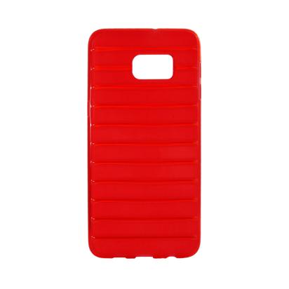 Futrola STEP za Samsung G928F Galaxy S6 Edge Plus Crvena