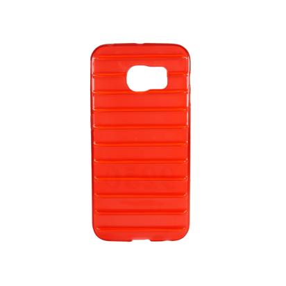 Futrola STEP za Samsung G925F Galaxy S6 Edge Crvena