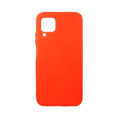 Futrola Candy Color za Huawei Nova 6 SE / P40 Lite / Nova 7i Red