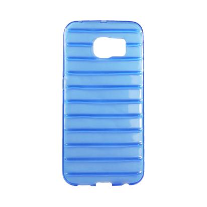 Futrola STEP za Samsung G925F Galaxy S6 Edge Plava