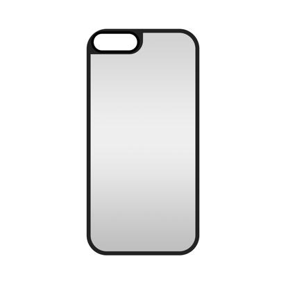 Futrola Glass Mirror za iPhone 7/8/SE 2020 srebrna