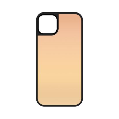 Futrola Glass Mirror za Iphone 12 Mini 5.4 Inch roze zlatna
