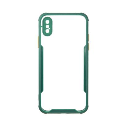 Futrola Shockproof za Iphone X/XS zelena