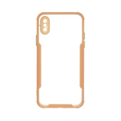 Futrola Shockproof za Iphone X/XS pink