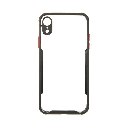 Futrola Shockproof za Iphone XR crna