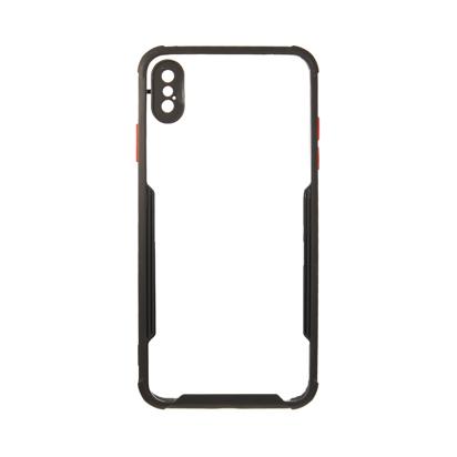 Futrola Shockproof za iPhone XS MAX crna