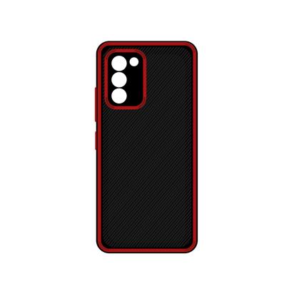 Futrola Silicone Protective za Samsung G780F Galaxy S20FE/ S20 Lite crvena