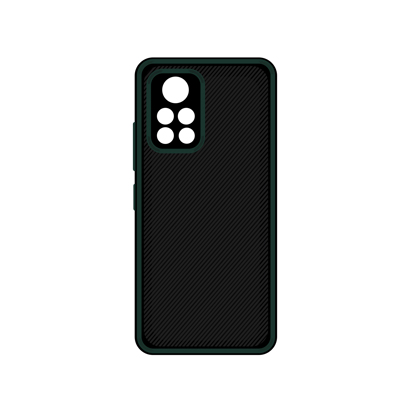 Futrola Silicone Protective za Xiaomi Mi 10 T Pro 5G/Xiaomi Mi 10T 5G/Xiaomi Redmi K30S zelena