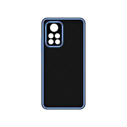 Futrola Silicone Protective za Xiaomi Mi 10T Pro 5G plava